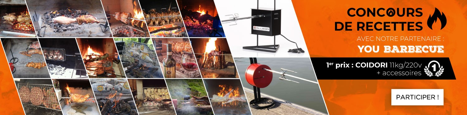 Jeu concours You Barbecue